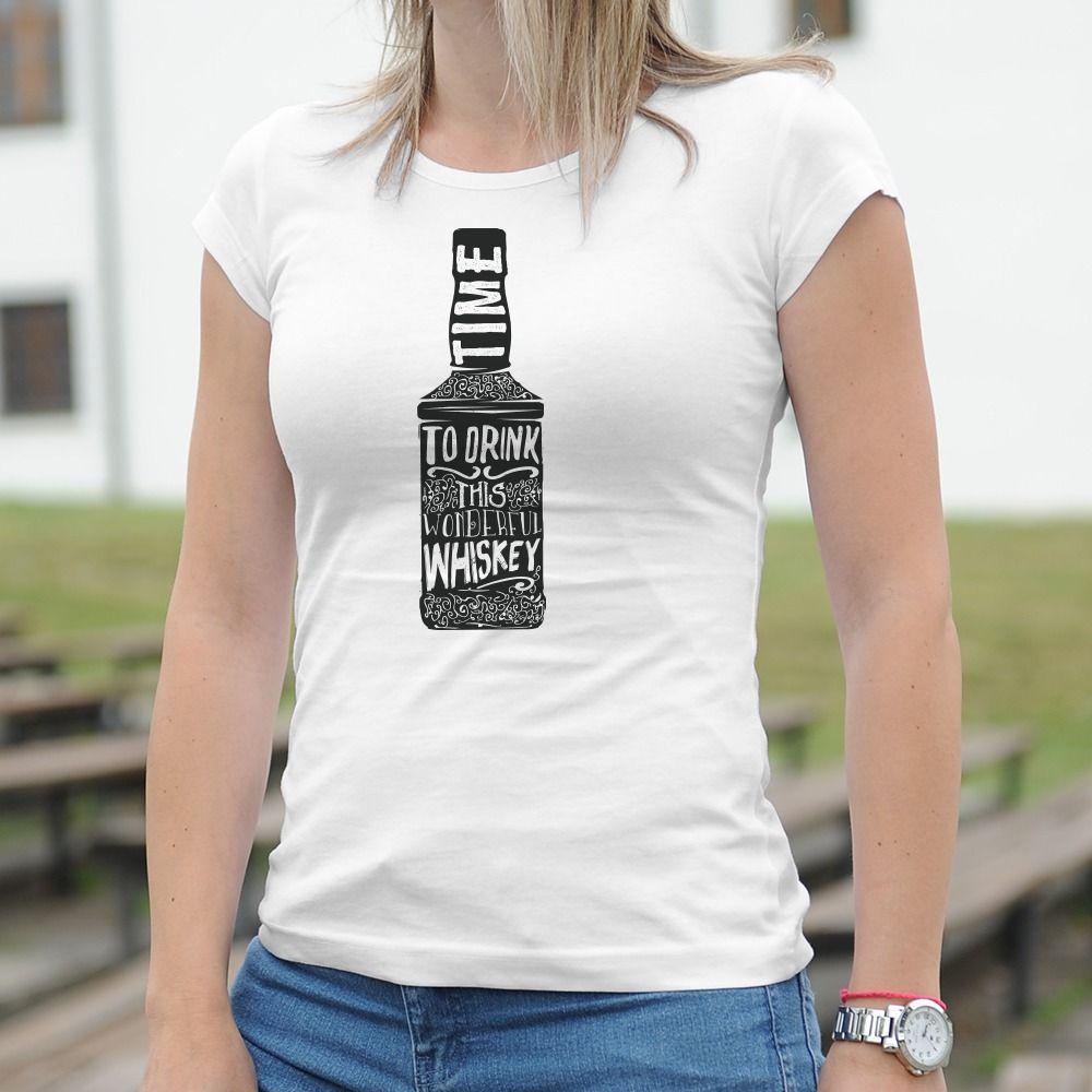 Dámske tričko s potlačou Palenka