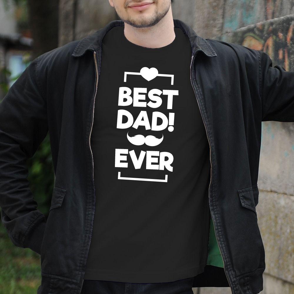 Pánske tričko s potlačou Skvelý otec