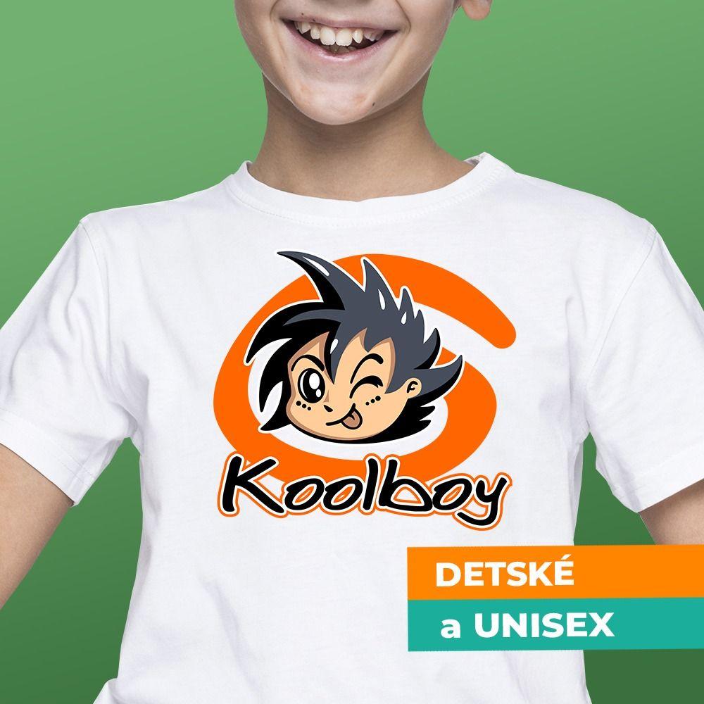 Tričko s potlačou Koolboy