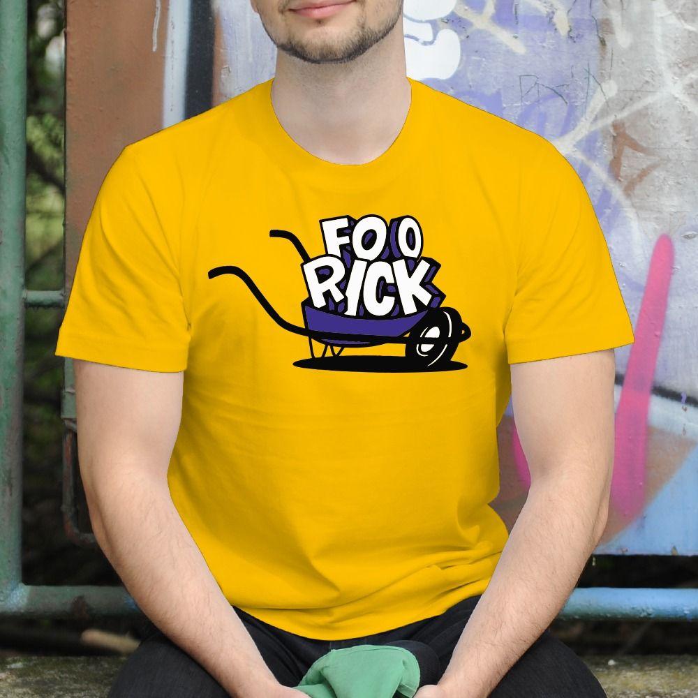 Pánske tričko s potlačou Furik
