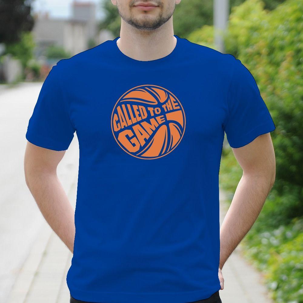 Pánske tričko s potlačou Basketbal lopta
