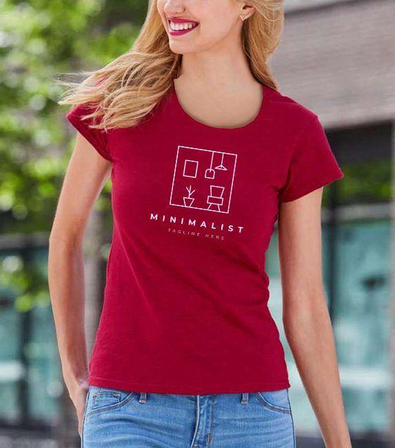 Dámske tričko PURE